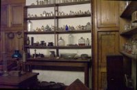 Laboratoire de Faraday � la Royal Institution � Londres